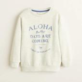 ♥-свитер Mango.р.6-7.немного маломернит. Оригинал!-!♥