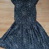 Трикотажное платье,состояние нового.