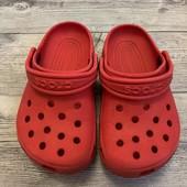 Кроксы Crocs оригинал с 6-7 стелька 14,5 см
