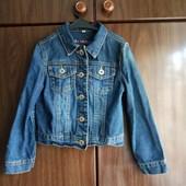 Джинсова курточка, одна на вибір!
