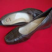 Туфли балетки Earth Spirit натур кожа 39 размер