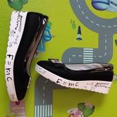 Туфельки w.niko в хорошем состоянии, размер 33(20-20.5см), кожанная стелька