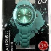 Auriol кварцевые водонепроницаемые часы Германия