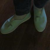 Новые туфли ( слипоны) - Veagia, 37 размер
