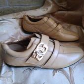 Женские кожаные кроссовки Guess. Размер на выбор.