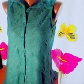 Бренд!!! Блузка структурная легкая,стильная,Турция(Zara)