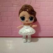 платье для куколки лол