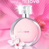 Аромат Avon Wish of Love - заряд енергії і позитиву. Знятий з виробництва. Рідкість.