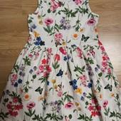 Платье 4-6 лет.Состояние идеальное.