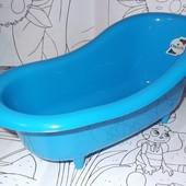 Ванночка для куклы, пупса 26х14 см.