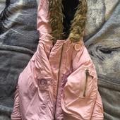 Демисезонная курточка для Вашей крохи. В нормальном состоянии.