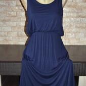 Трикотажне плаття максі 36-38 розмір