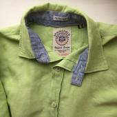 Рубашка лён, размер М
