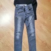 Продам реглан и штани джинсовые.