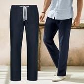Легкие летние мужские брюки Livergy Германия размер 54