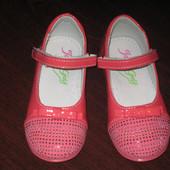 Нарядный туфельки Jong&Golf для вашей модницы 21 р.