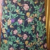 Шикарная шифоновая блуза 48-50р.