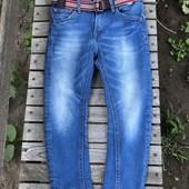 Фирменные крутые джинсы для мальчика
