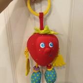 Іграшка на коляску, автокрісло, шезлонг чи розвиваючий коврик