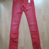 Много лотов,собирайте)женские стильные молодежные джинсы 27 размер