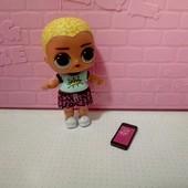 аксессуар телефон оригинал!  для куколки лол