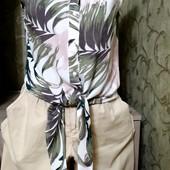 Собираем лоты!! Комплект шорты +блуза, размер s