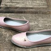 Классные удобные и лёгкие мокасины три цвета и туфельки. Замеры и наличие в объявлении