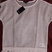 Новая ажурная блузка Esmara