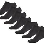 7 пар, спортивные носоки Esmara® Германия, размер 39-42.