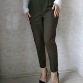 Женские брюки с высокой посадкой. Брюки классика со стрелкой. Без изьянов. Идеальное состояние.
