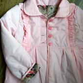 Нове весняне пальто на 5-6 років