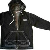 Джинсовая курточка, без полкладки