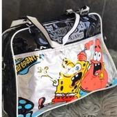 Молодежная летняя лаковая сумка