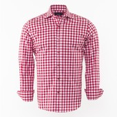 Мужская рубашка р.48-52 состояние отличное