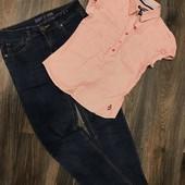 Рубашка і джинси розмір ХС-С