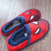 ☘ Тапочки фирменные Marvel Spider-Man