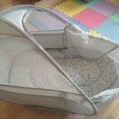 Складываемая люлька-тент для сна младенцев
