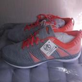 Классные легкие женские кроссовки для фитнеса crivit р.39,40 Укрпочта-бесплатная доставка!