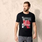 Модная, стильная футболка на шикарного мужчину Livergy р.ХХЛ