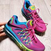 Кроссовки Nike, стелька 23 см