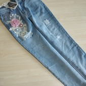 Новые джинсы new jeans