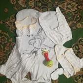 Наборчик для новорожденного