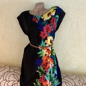 Шикарное платье размер 12евро