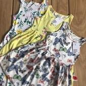 Платьице новое H&M Франция. Нежное, качественное.В лоте одно платье