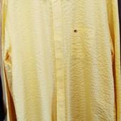 Шикарная котоновая рубашка/жатка (пог 66 см).Посмотрите!