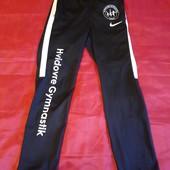 Черные спортивные штаны Dri-Fit, ориг. Индонезия, разм. 147-158 (12-13 лет). В идеале!