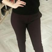 Шикарные укороченные женские брюки!