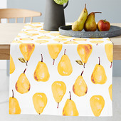 ☘ Скатерть-дорожка для сервировки стола от Tchibo (Германия), 40 см*180 см.
