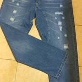 Шикарные новые джинсы Hemiks 40