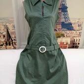 Платье с поясом, Labeth, размер L.